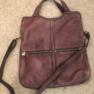 Fossil crossbody handbag